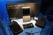 New iPhone,  Samsung S2,  Blackberry porsche,  Apple MacBook Pro,  Apple i
